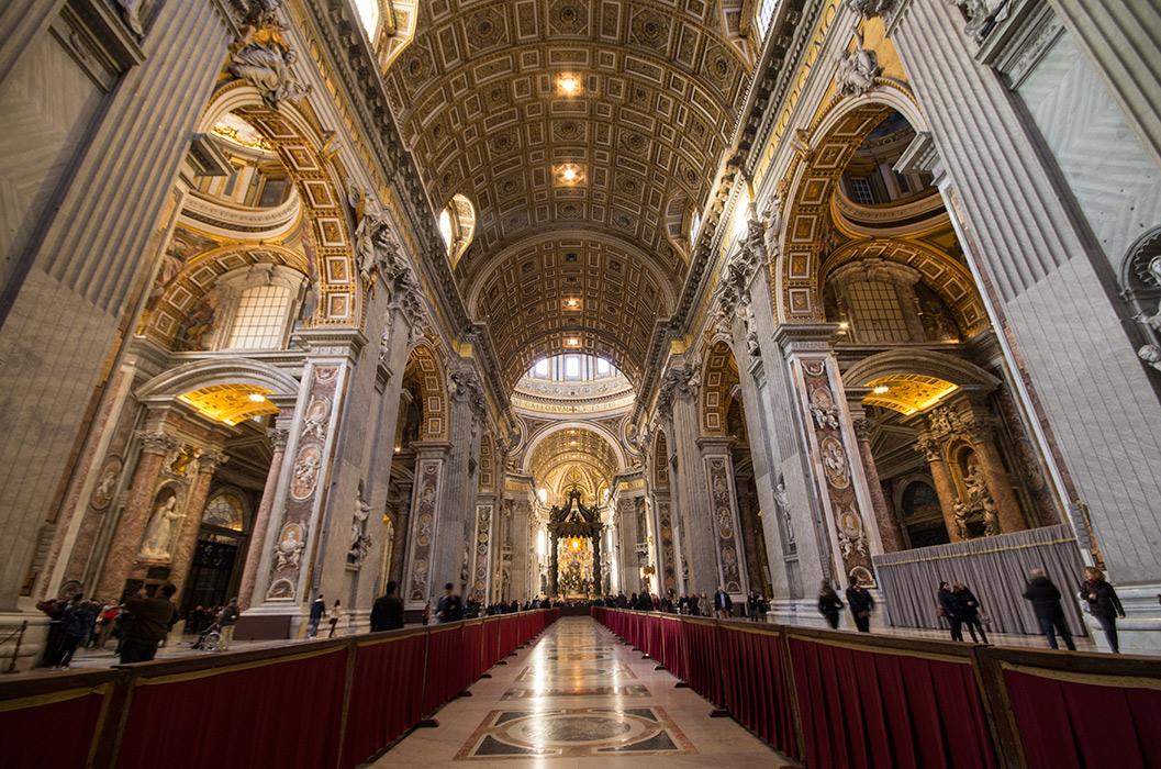 Rim Bazilika Sv. Petra