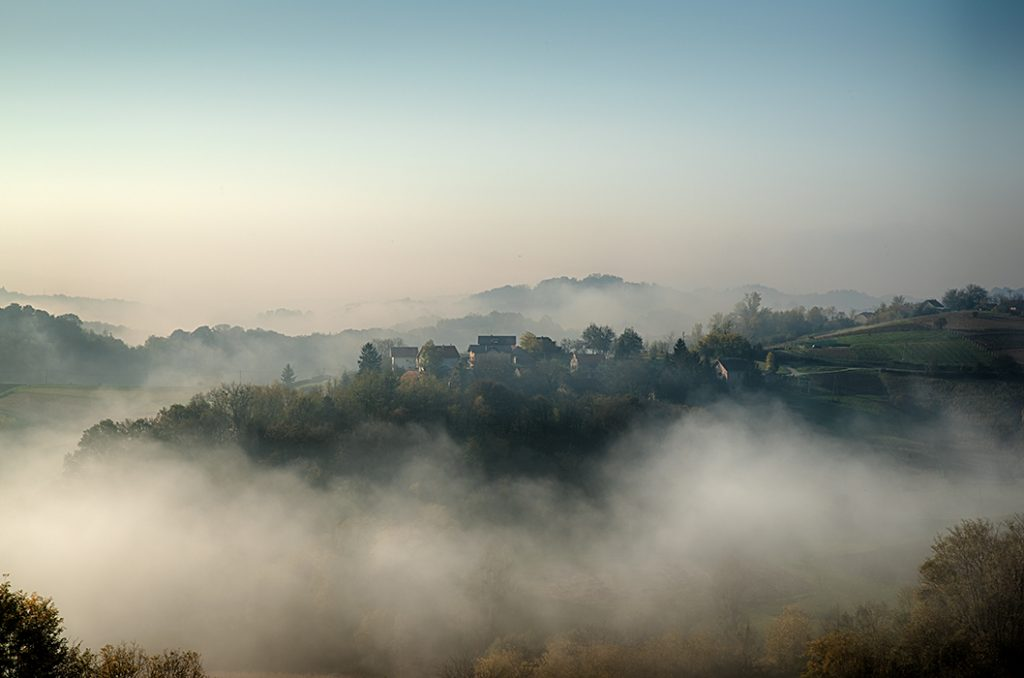 Selo u magli